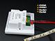 Fali LED fényerő szabályzó (DM01) - 96W - fekete