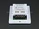 Fali RGB DMX LED vezérlő (DMX-RGBLN) - 144W - fehér Kifutó!