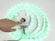 Fali RGB LED vezérlő (RGB02) - 144W - fehér