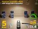 V-TAC LED lámpa GU10 (COB LED/5W/40°) természetes fehér Dim.