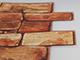 Flexwall PVC falpanel - Karelian (barna kőzet)