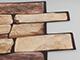 ANRO Wall - Flexpanel PVC falpanel - Soroskő (természetes kő pala) Natural Stone Slate