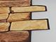 ANRO Wall Flexpanel PVC falpanel - Soroskő (homokkő pala) Sand Slate