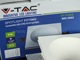 V-TAC Gipsz spot lámpatest (G-spot R-4) gipszkarton síkba építhető