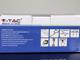 V-TAC Gipsz spot lámpatest (G-spot S-2) gipszkarton síkba építhető Kifutó!