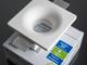V-TAC Gipsz spot lámpatest gipszkarton síkba építhető, négyzet (GU10)