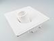 V-TAC Gipsz spot lámpatest (White) süllyeszthető, billenthető