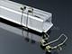 Lumines Rőgzítőrugó alumínium profilhoz, gipszkarton rőgzítőrugó