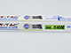 V-TAC Glass-PET T5 LED fénycső (55 cm) 8W - (4500K)