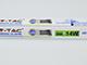 V-TAC T5 LED fénycső (55 cm) 8W - 6500K