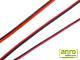 LEDTech Vezeték LED szalaghoz, piros/fekete (2x0.35 mm2) 100 méter