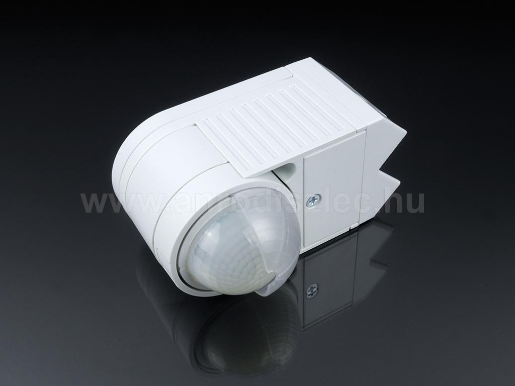 Tracon Sarokra szerelhető infra mozgásérzékelő (TMB-118) fehér