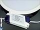 Elmark Fürdőszobai LED panel (kör alakú) 18W - természetes fehér, IP65