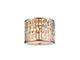 Elmark Janet antik mennyezeti lámpatest (3xE27) - arany-ezüst
