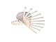 Elmark Josey ledes design csillár (120W) - meleg fényű
