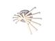 Elmark Josey ledes design csillár (48W) - meleg fényű