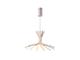 Elmark Josey design mennyezeti LED lámpatest (156W) - meleg fényű