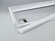 Kanlux LED panel kiemelő, falonkívüli beépítőkeret (120x30x4,5cm) összeszerelt