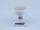 Kanlux LED lámpa GU10 (8W/120°) hideg fehér 5300K