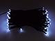EMOS Karácsonyi LED fényfüzér (3.6W/120 LED) hideg fehér, 8 funkciós