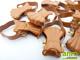 Carballo karnis csipesz - barna színű (10 db)