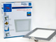 Kanlux Katro LED panel IP44 ezüst (172 mm) 12W - meleg fehér