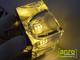 Kanlux - Kristály mennyezeti lámpatest: Taza (G4)