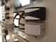 V-TAC Shogun oldalfali lámpa IP54 (E27) - szürke