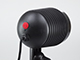 LEDTech Kültéri lézeres projektor, zöld-piros, fekete színű IP65