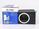 V-TAC Blacklight Simple-2 kültéri oldalfali lámpa IP44 (GU10)