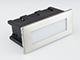Elmark Kültéri süllyesztett LED lámpatest, téglalap alakú, 1.5W, IP65