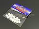 Műanyag mennyezeti sínhez - Furattakaró gomb (20 db)