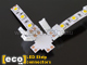 ANRO LED PCB elosztó elem (L,T,X irányú), 5050-es LED szalaghoz