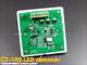 Fali Design LED dimmer (12/24V DC) - alu - 144W (CT102)