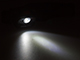 Asalite LED fejlámpa (5W) 5 funkciós, fekete