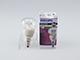 Philips LED lámpa E14 (4W/200°) Kisgömb átlátszó - meleg fehér, dimmelhető