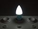 V-TAC E14 LED lámpa (5.5W/200°) Gyertya - hideg fehér, PRO Samsung