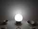 Kanlux LED lámpa E14 (5.5W/220°) Kisgömb, hideg fehér - IQ