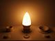 Kanlux E14 LED lámpa (5.5W/280°) Gyertya - meleg fehér (IQ LED - TÜV)