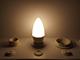 Kanlux E14 LED lámpa (5.5W/280°) Gyertya - természetes fehér (IQ LED - TÜV)