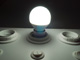 INESA LED lámpa E14 (5W/160°) Kisgömb - hideg fehér