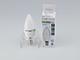 V-TAC LED lámpa E14 (6W/180°) Gyertya - meleg fehér, dimmelhető