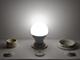 Kanlux LED lámpa E14 (7.5W/200°) Kisgömb, hideg fehér - IQ