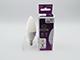 Kanlux LED lámpa E14 (7.5W/280°) Gyertya - meleg fehér (IQ LED - TÜV)