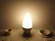 Kanlux LED lámpa E14 (7.5W/280°) Gyertya, természetes fehér - IQ