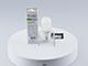 V-TAC E14 LED lámpa (8W/230°) T37 rúd - hideg fehér, PRO Samsung