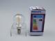 Philips LED lámpa E14 Filament (2W/300°) Kisgömb - meleg fehér Kifutó!