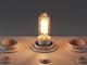 MODEE E14 LED izzó Retro filament (3.5W/360°) T25 rúd - meleg fehér