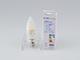V-TAC E14 LED izzó Loft filament (4W/300°) Gyertya - természetes fehér