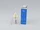 V-TAC LED lámpa E14 Filament (4W/300°) Láng - természetes fehér - Utolsó darab!